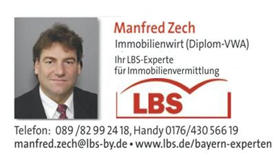 Manfred Zech - LBS